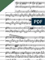 Partitura Nocturna in Do Major (Nocturne C# Major)