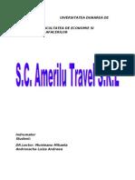 Agentie de Turism Proiect