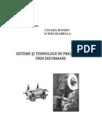 10_Sisteme Si Tehnologii de Prelucrare Prin Deformare
