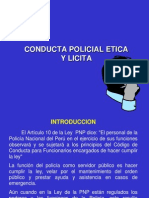 DDHH CONDUCTA POLICIAL ETICA Y LICITA.ppt