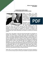 El método de Stanislavsky (2)