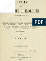 Archiv für slavische Philologie 30