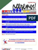 AMICUBA Numero 27 Del 30 Giugno 2011