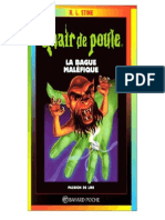 La Bague Malefique - R.L. Stine.pdf
