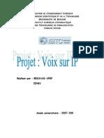 Projet Voix Afef Bessaad 2ING1