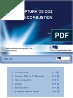 Captura Del CO2 en Oxicombustion