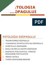 Patologia+Esofagului Pan