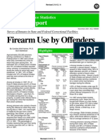 Firearm Use by Offenders