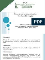 Conceptos Iintroductorios Módulo Ecología[1]