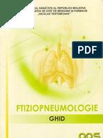 Ftiziopneumologie. Ghid. PAS. 2008