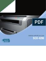 Guia Samsung Scx4200 Ingles
