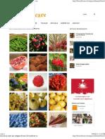 Articole şi reţete din categoria Fructe _ Diversificare