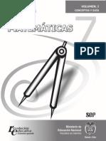 Cartilla Guia Matematicas