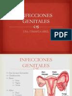 INFECCIONES GENITALES