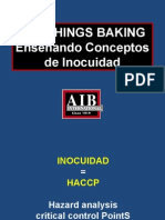 Food Safety Spanish