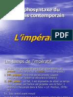 C7 L'impératif