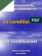 C10 Le Conditionnel
