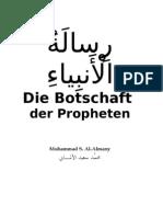 Die Botschaft der Propheten