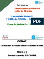 CCNA2 - CapA Tulo 5
