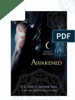 AWAKENED (Completo)_Pc Cast & Kristin Cast