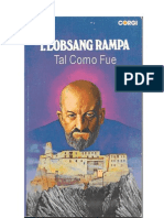 Rampa Lobsang - Tal Como Fue