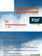 Collective Bargaining Among Faculty