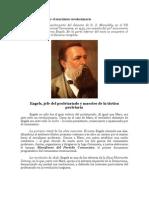 Engels en La Lucha Por El Marxismo Revolucionario