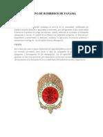 CUERPO DE BOMBEROS DE PANAMÁ