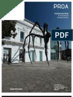Fundación Proa - Brochure