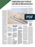 Ley Expropiaciones Inversion Peru