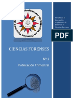CIENCIAS FORENSES nº 1