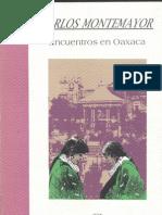 Encuentros Con Oaxaca