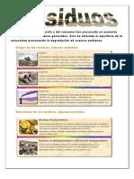 Residuos - Compost - Humus