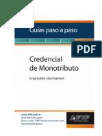 PasoaPasoCredencialMonotributo