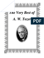 The Best of a. W. Tozer, Book 1 - A. W. Tozer