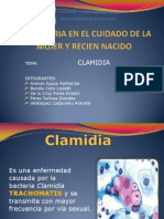 Clamidia Exposicion Power