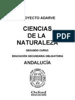 Ciencias de La Naturaleza 2 Eso Andalucia Adarve