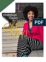 DesignHer Label Workshops, Classes, & Coaching