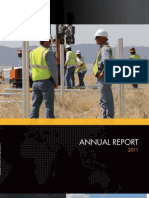 SunPower 2011 Annual Report FINAL