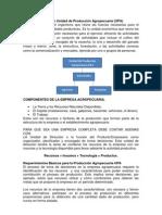 Modulo 1 Empresa o Unidad de Producción Agropecuari1
