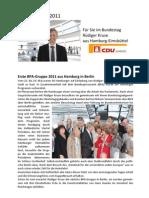 Berliner Nachrichten Mai 2011