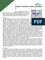 Mantenimiento de sistemas neumáticos electro neumáticos y detección de fallas