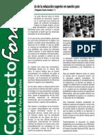 Contacto Foro - Noviembre 2012