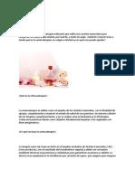 Aroma y Musicoterapia