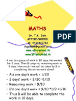 10 June Maths I