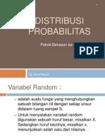 4. Distribusi Probabiltias Teoretis Pertemuan Ke-6