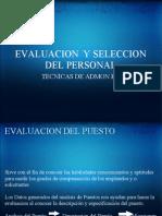 Evaluacion y Seleccion Del Personal[1] (1)