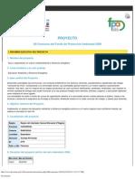 Información del proyecto