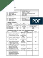Lampiran 1 Format CV Kahar Teknik