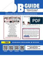 The Job Guide Volume 25 Issue 11
